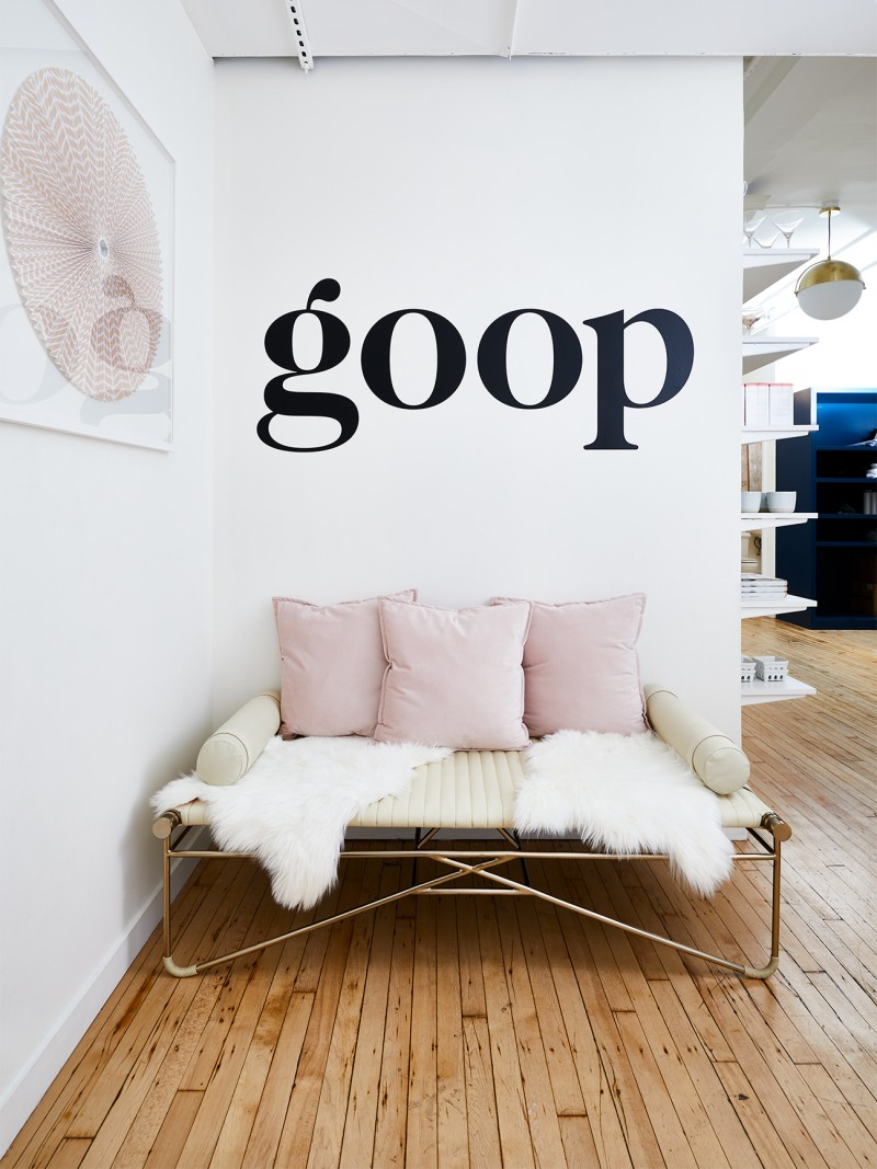 Gwyneth Paltrow's NYC Office Is a Crash Course in Organization