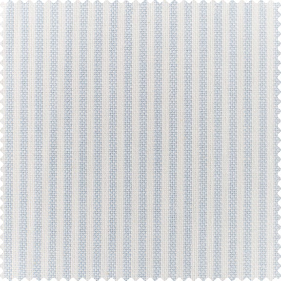 Sky Cotton Linen Stripe