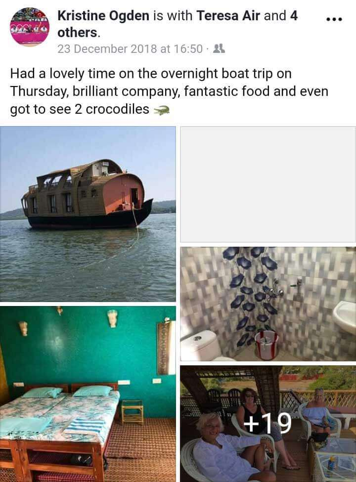 Houseboat-overnight-trips-goa