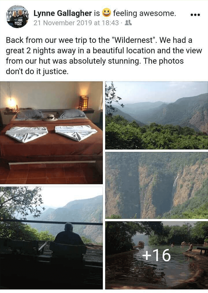 Wildernest Goa Jan 2020 REview
