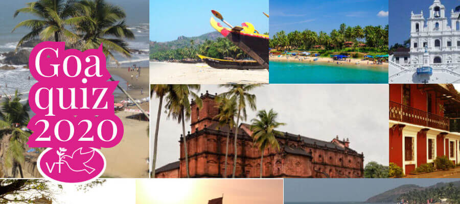 Part 1: See how much you know about Goa?