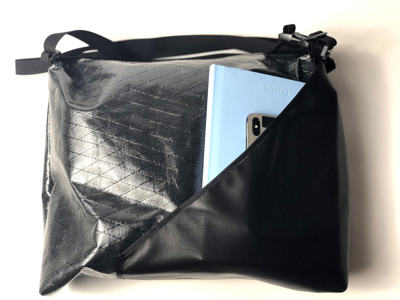 crossbody wolf bag