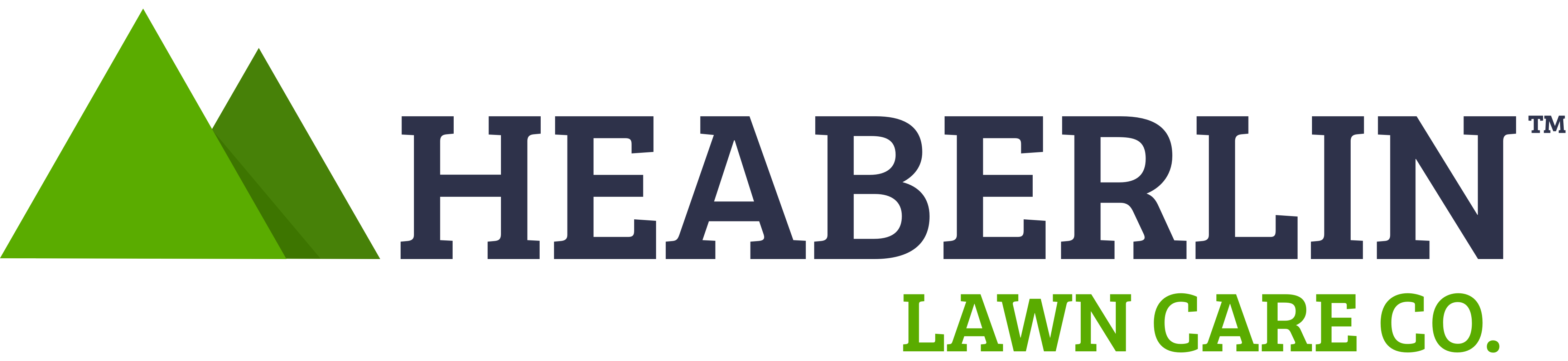 Heaberlin Lawn Care Logo