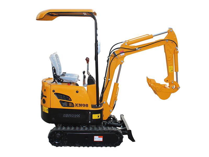 Mini Excavator RHINOCEROS XN08