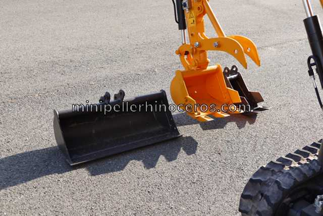 BUCKETS MINI EXCAVATOR RHINOCEROS XN08