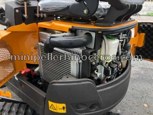 YANMAR ENGINE MINI EXCAVATOR RHINOCEROS XN16