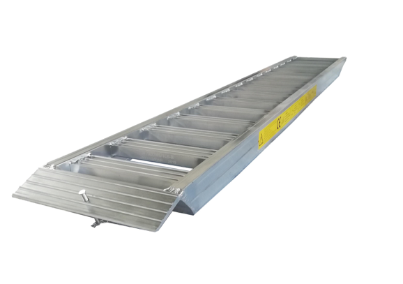 Aluminium Ramps 2 meters