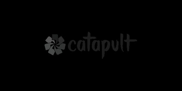 Catapult logo.