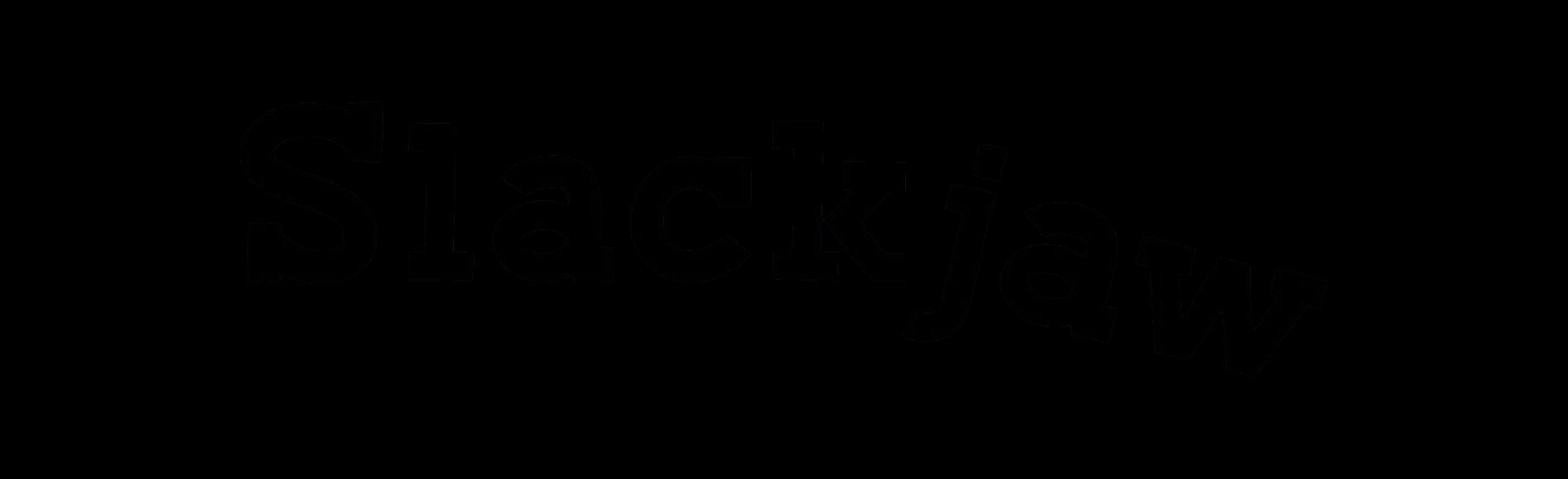 Slackjaw logo