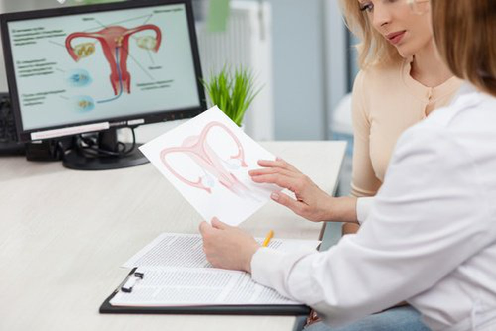 Hình ảnh về bệnh vùng kín ở nữ giới