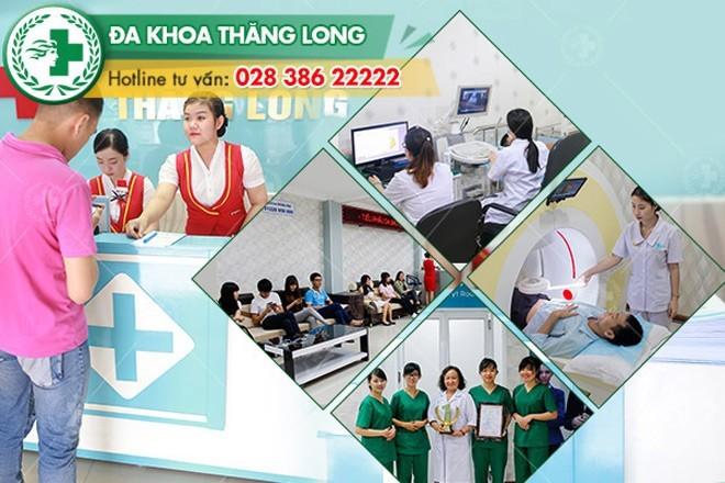 Quy trình thăm khám tại phòng khám đa khoa Thăng Long