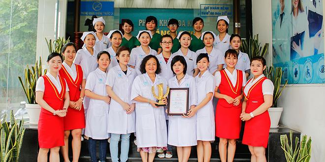 Phòng khám Thăng Long: Lựa chọn an toàn cho sức khỏe