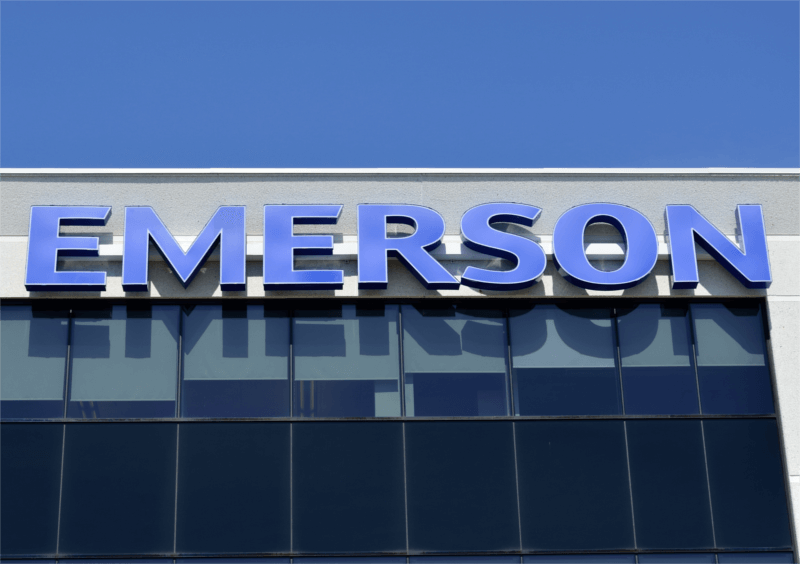 EmersonEarnings Analysis: A Sign of China Improvement Overall?