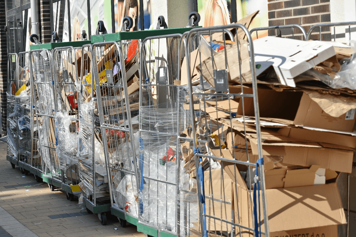 ESG Spotlight: Race to Reduce Waste as Supply Chains Strain