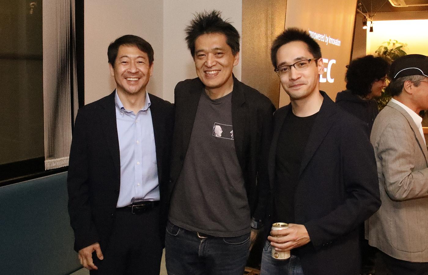 Katsunobu Suzuki, Takashi Ikegami and Olaf Witkowski