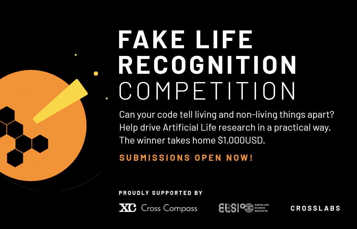 The Fake Life Recognition Contest is now live!