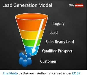 sales funnel, lead generation