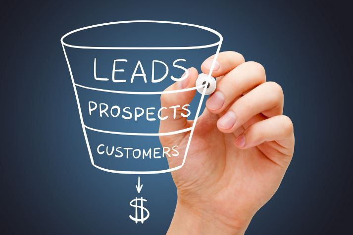 sales funnel, sales, lead generation