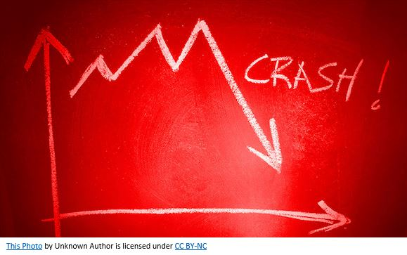 How a Stock Market Crash May Impact Sales