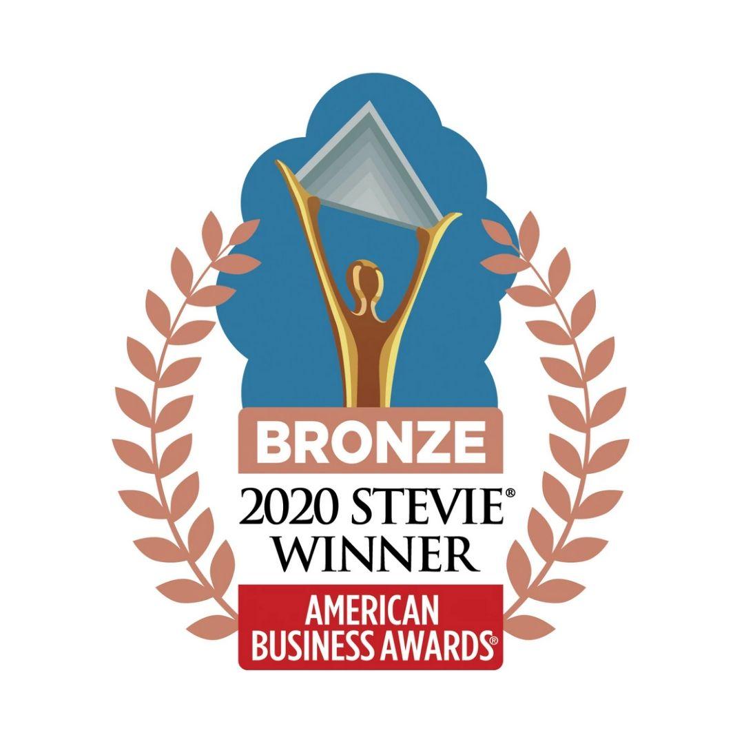 SalesGig Honored as Bronze Stevie Award Winner in 2020