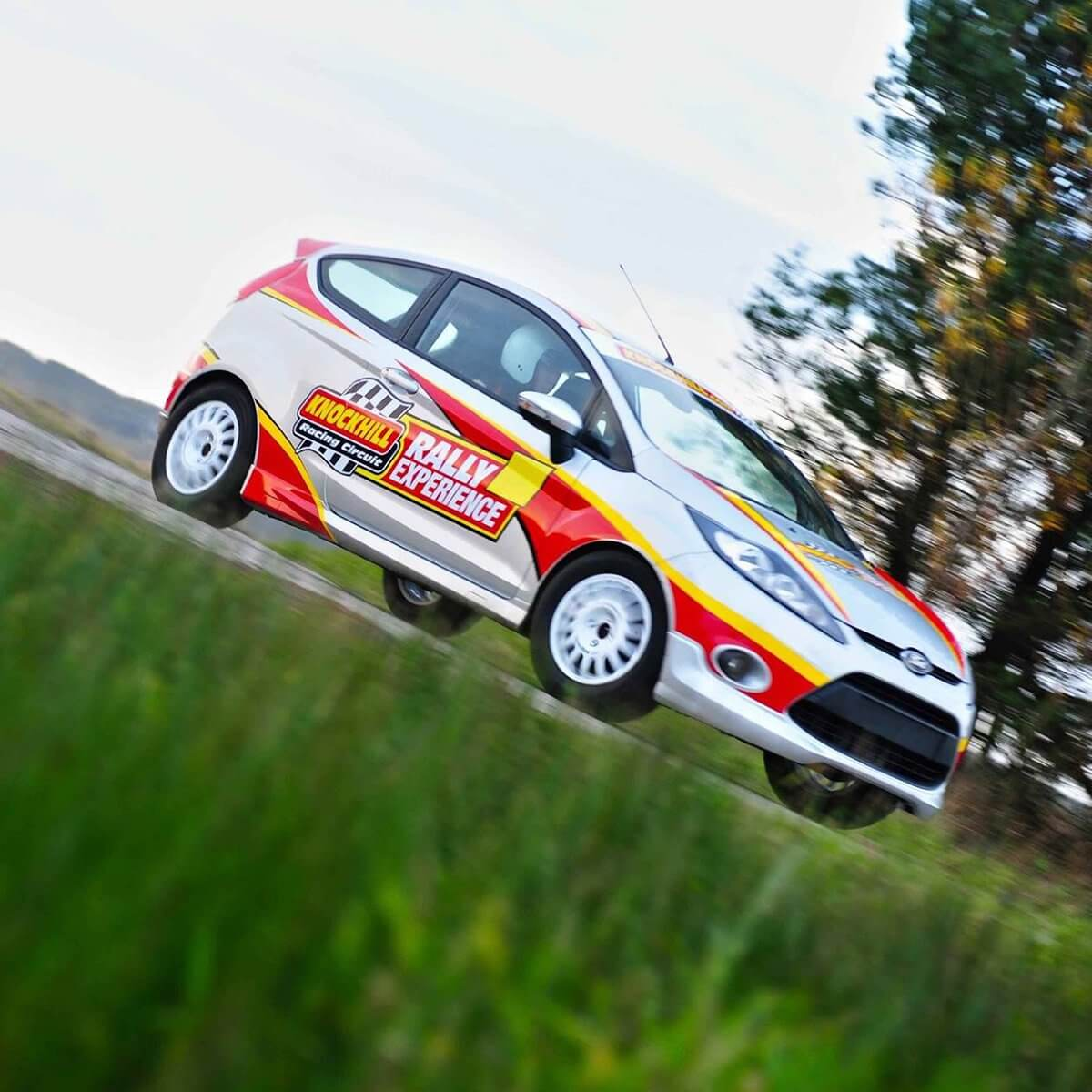 Design & Signage, rally car graphics