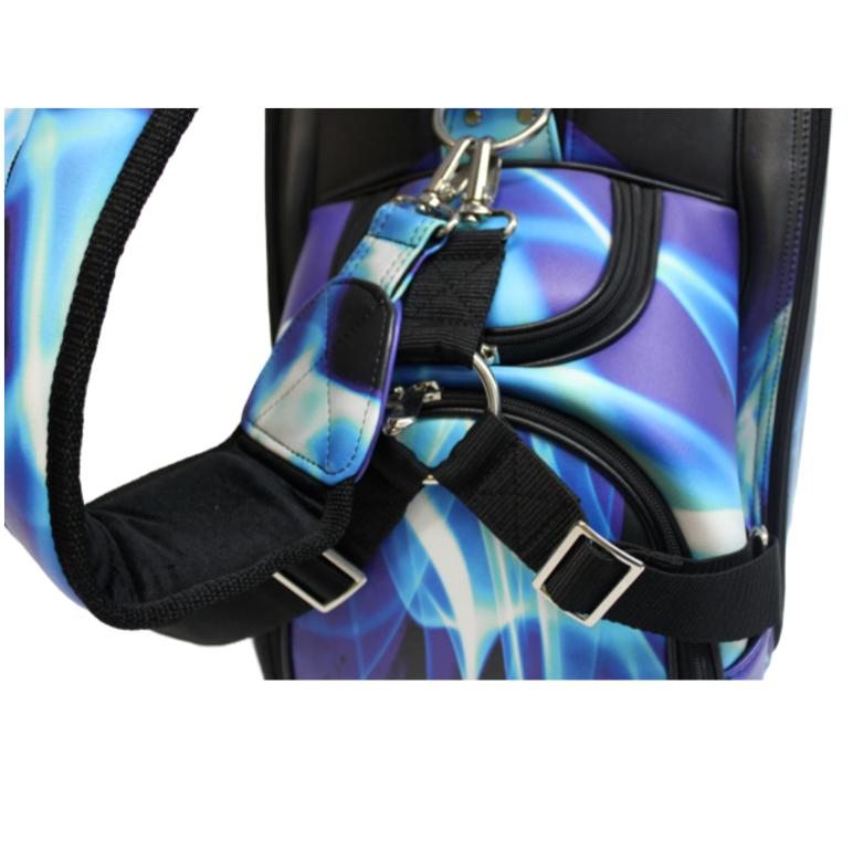 Abstract Golf Bag 2