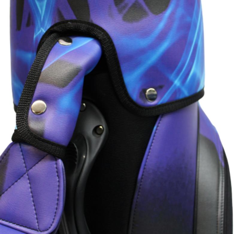 Abstract Golf Bag 3