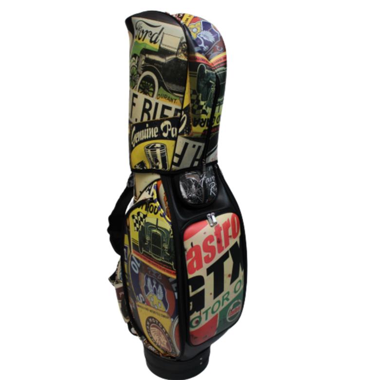 Golf Bag Motor 1
