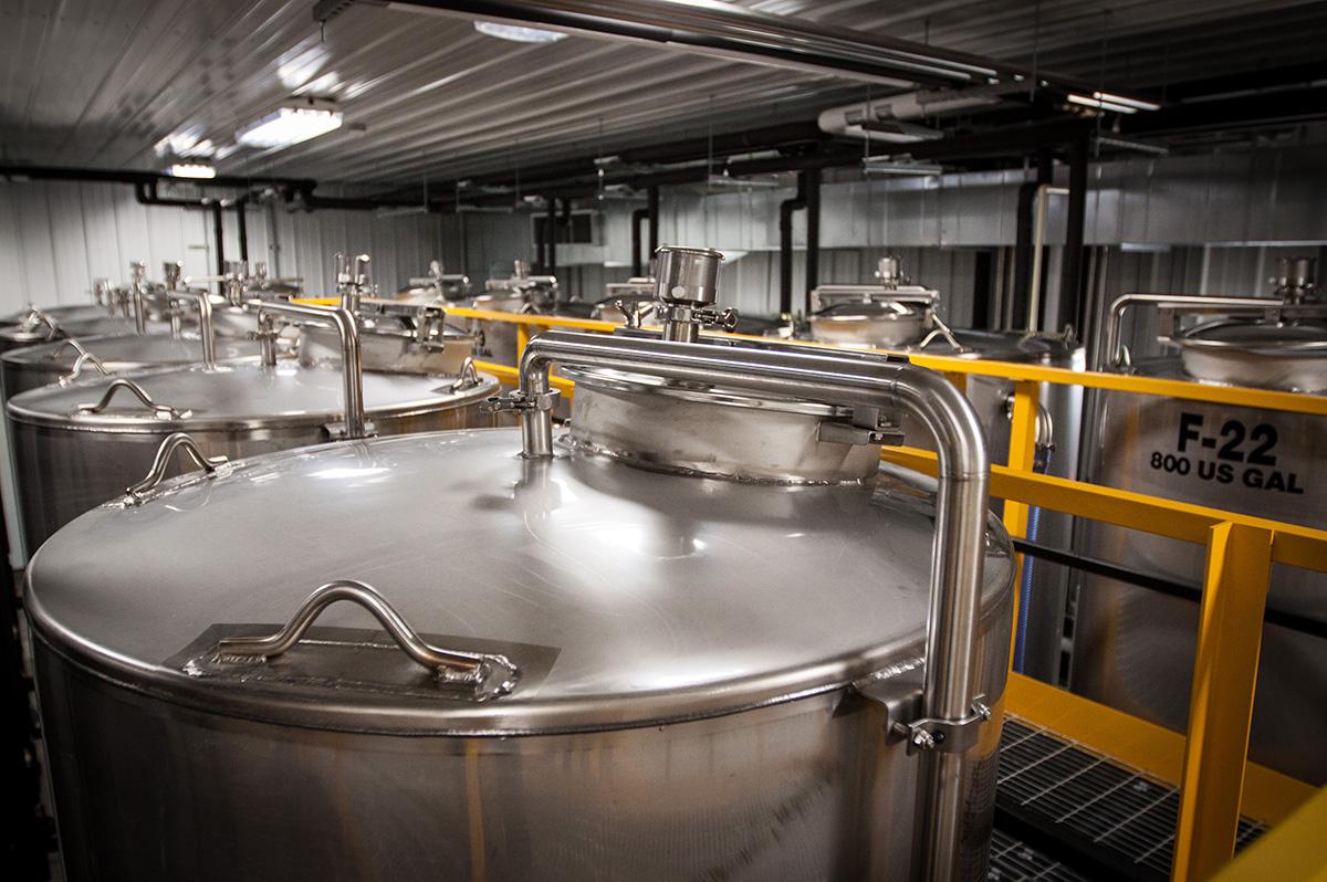 Smooth Ambler Distillery uses Spokane Industries tanks