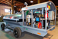 HandiFueler AGE/GSE Service Cart from Spokane Industries