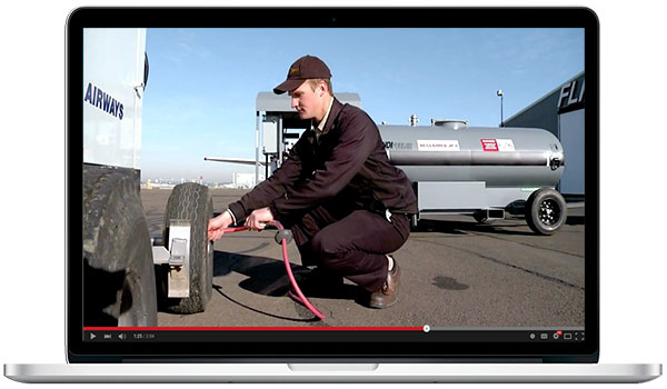 Spokane Industries HandiFueler Video
