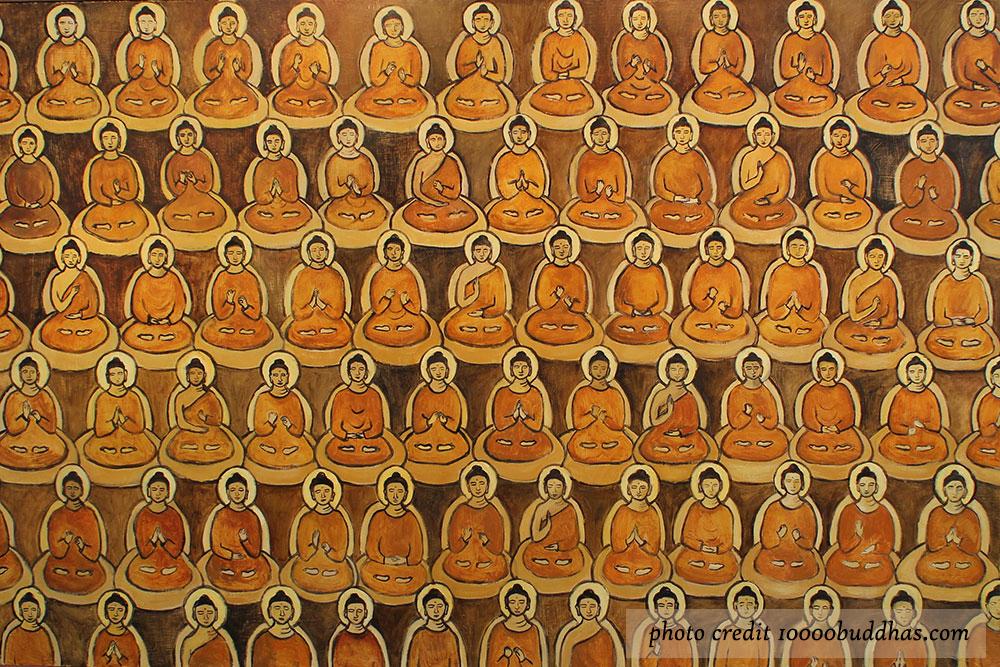 10000buddhas.com