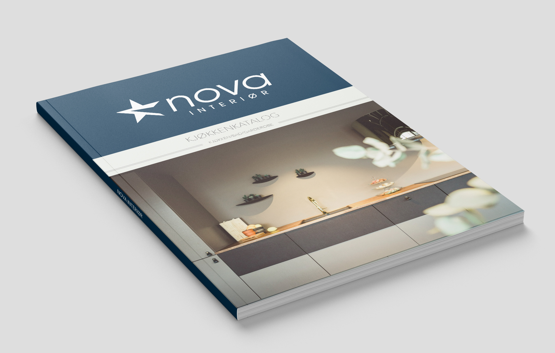 The nova catalog showed as a mockup