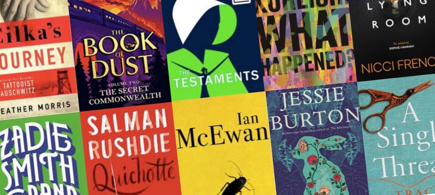 2019 Ten Autumn Reads