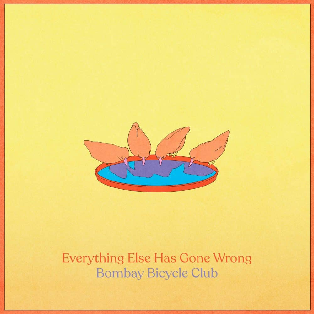Bombay Bicycle 'Everything Else Has Gone Wrong'