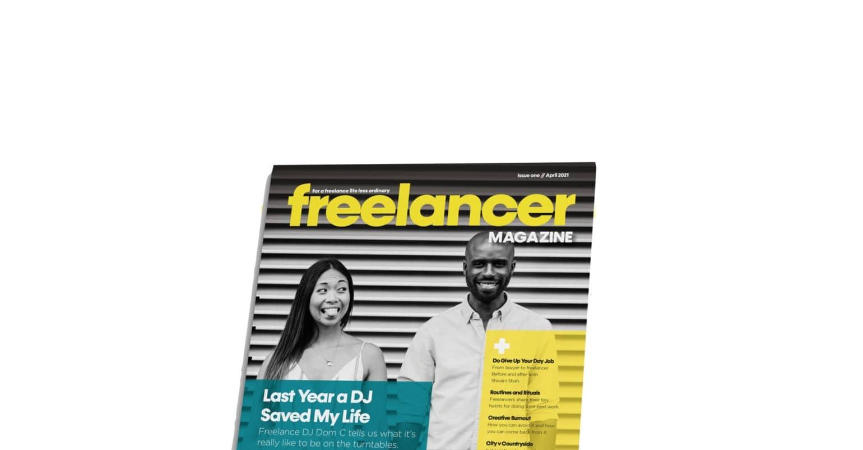 Freelancer Magazine
