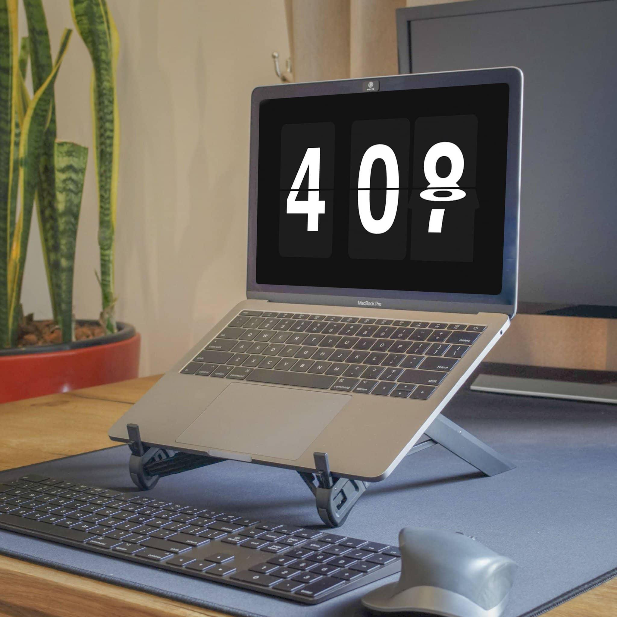 NEXSTAND K7 Portable Laptop riser