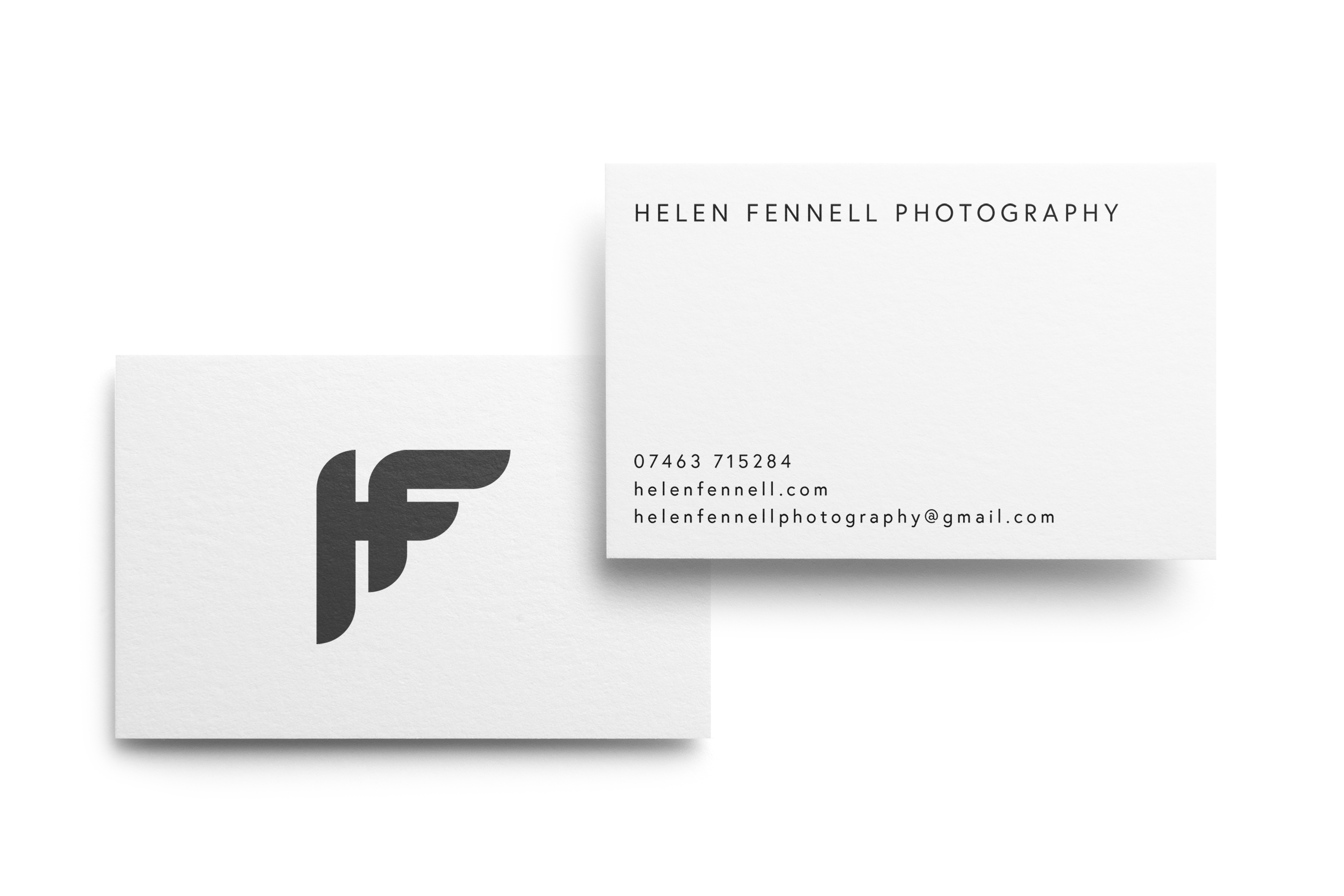 Helen Fennell Business Cards