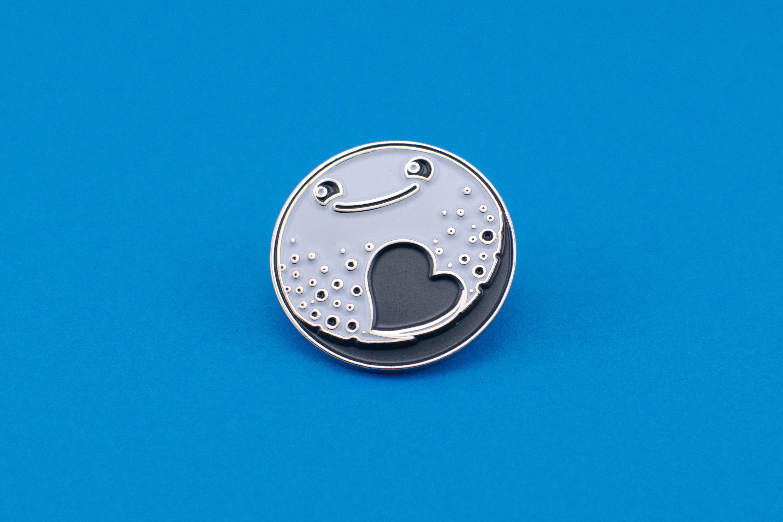 Pluto Pin