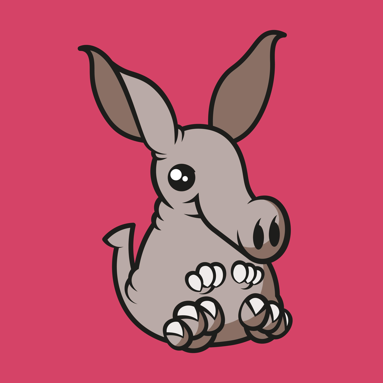 Aardvark SEO Mascot as used on Statemic site