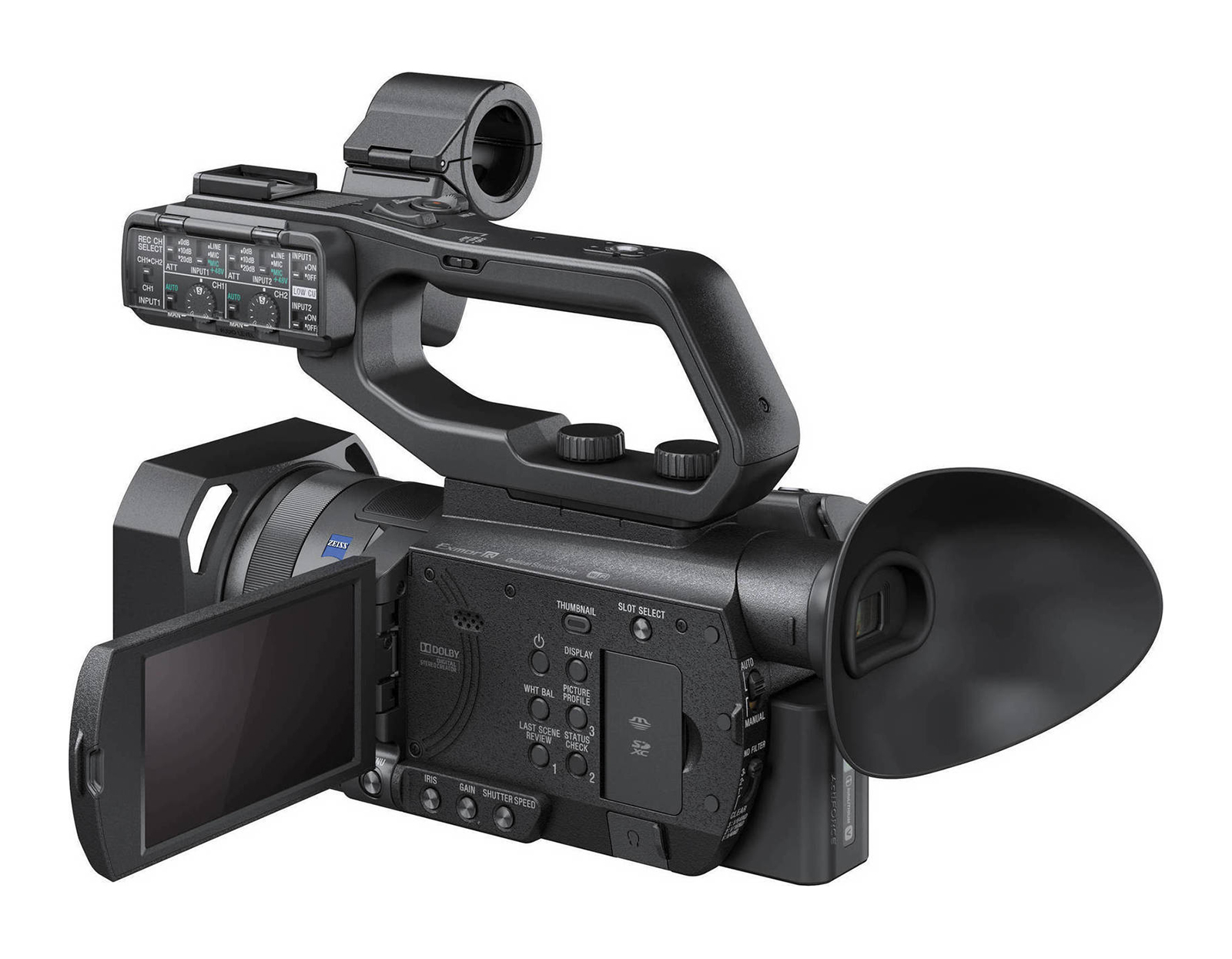 Sony PXW-X70 4K Version