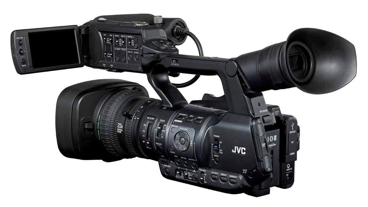 JVC GY-HM650E