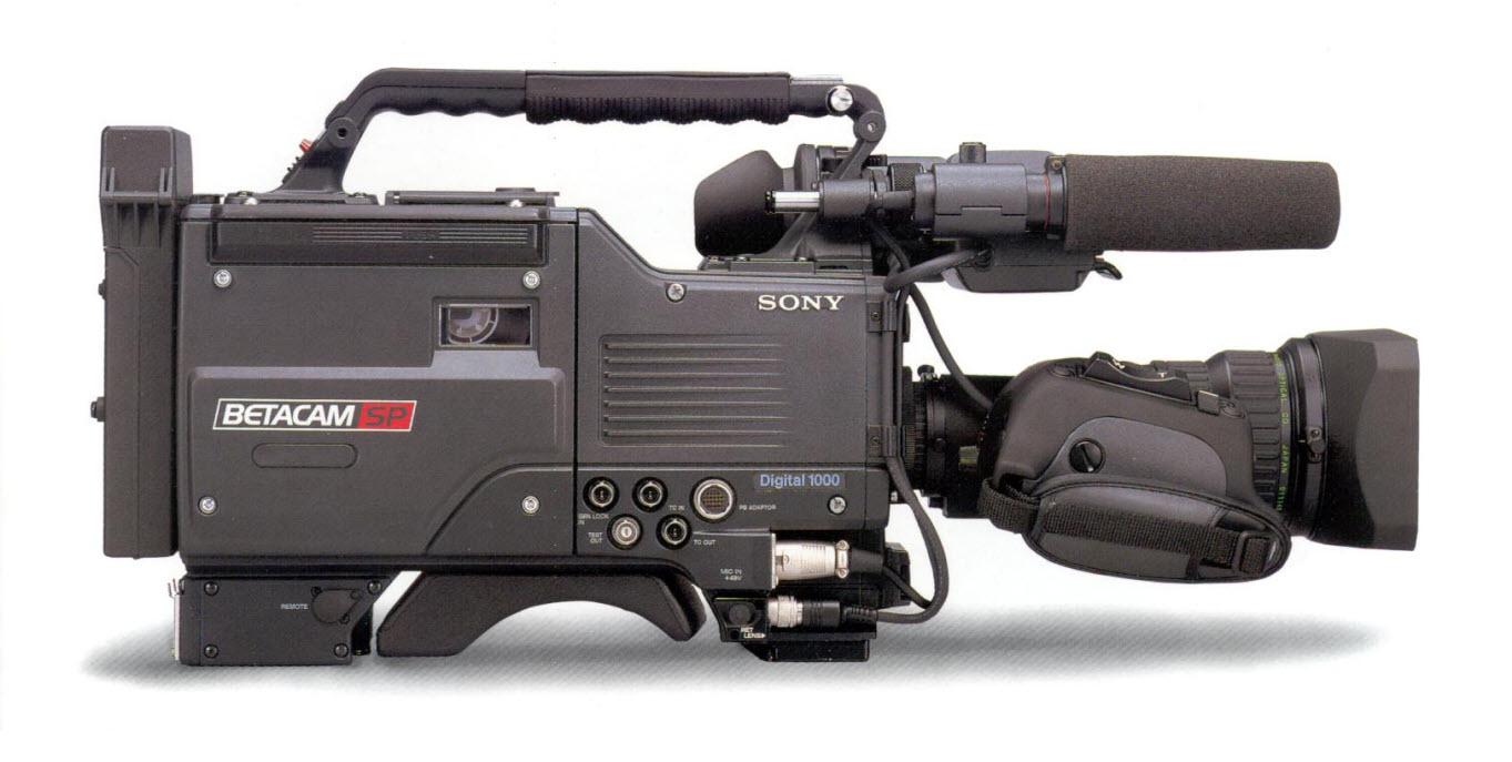 Sony BVW D600 PAL