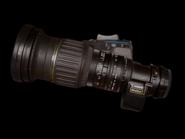 Canon HJ11e x 4.7B IRSE