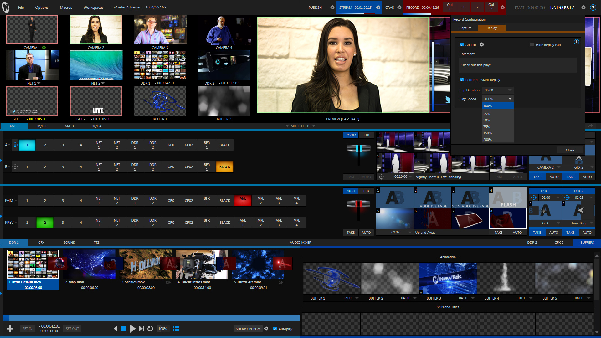 TriCaster Advanced Edition 3