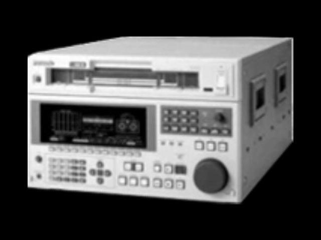 AJ-D350 D3 VTR