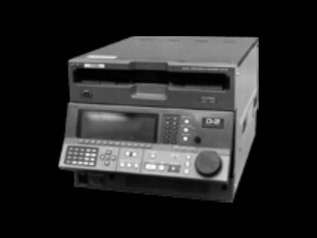 DVR 28 D2 VTR