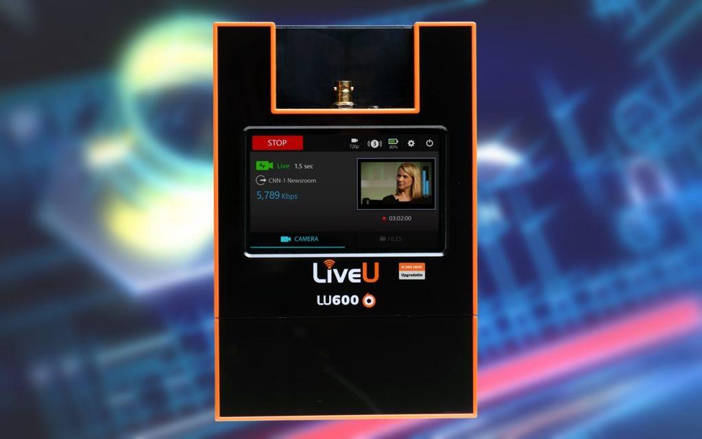 LiveU LU-600 HEVC HD Uplink
