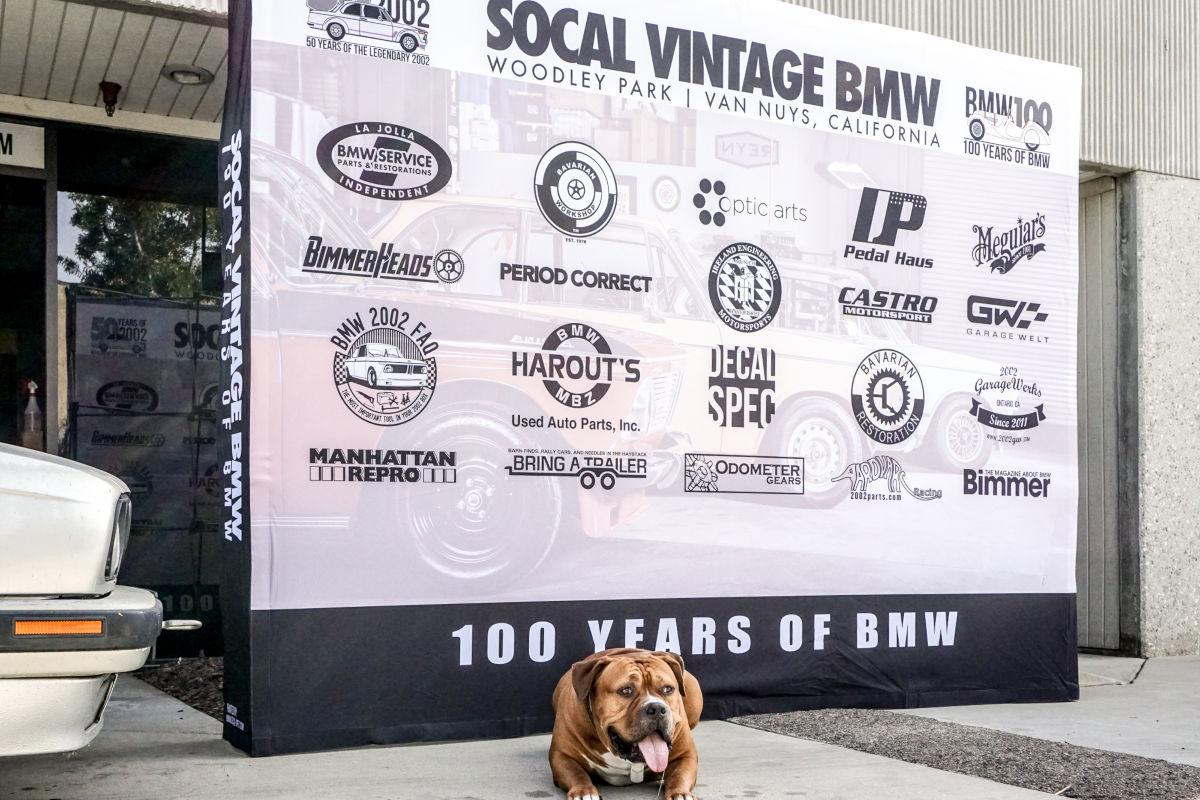 banner of socal vintage bmw