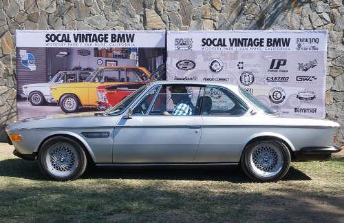 banner socal vintage bmw